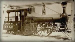 Boynton Bicycle Railway, Coney Island.
