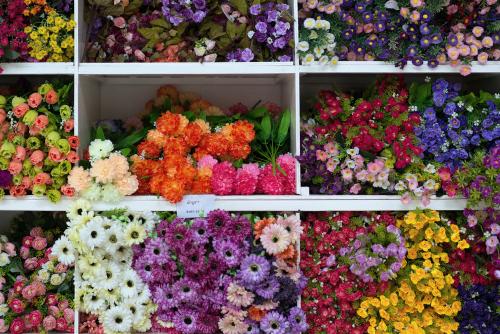 Flower Box.