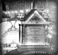 Tesla Polyphase Columbian Expo, 1893.