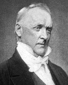 James Buchanan, 1860s.