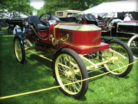 1908 Stanley K Raceabout. Photo: Jagvar.