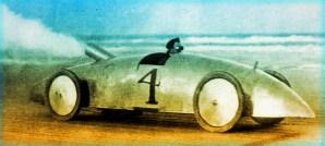 Stanley Rocket, 1906.