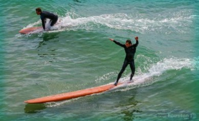 Hawaiian Princes Boards Recreated. Photo: by-Brent Houston for KSBW.
