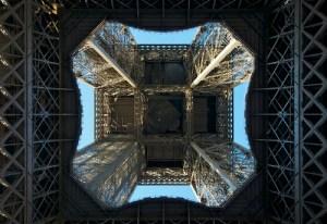 Eiffel Tower Facts: Photo: Jebulon.