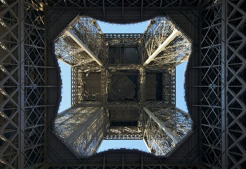 Eiffel Tower Facts: Photo: Jebulon.