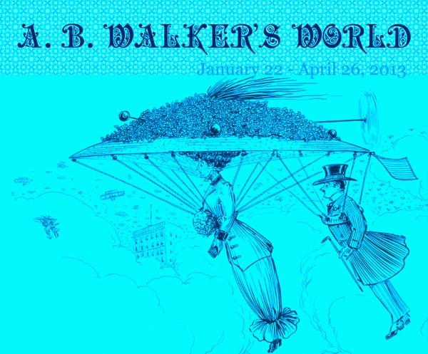 Walker Poster, Billy Ireland Cartoon Library & Museum.