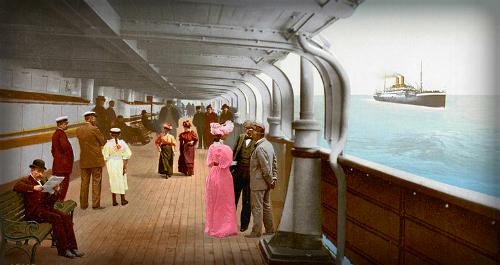 Kaiserin Maria Theresia Promenade. Image: Wikipedia.