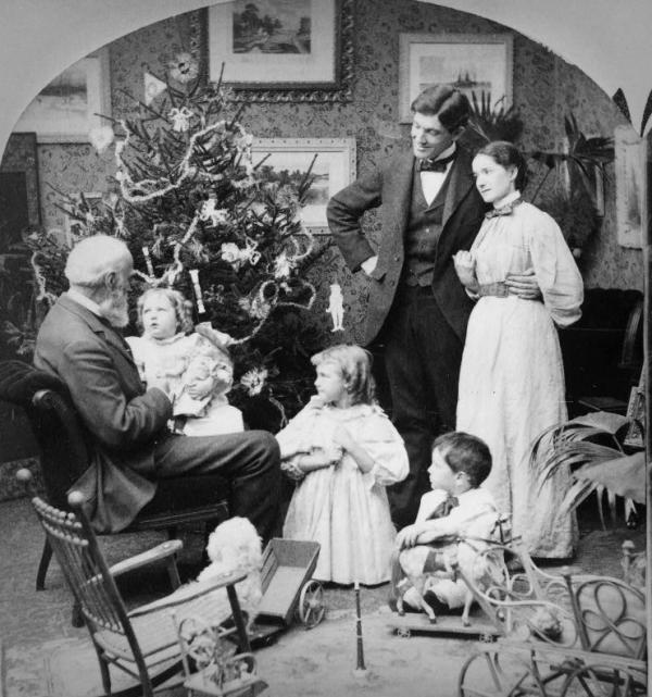 Family Holiday, 1897.