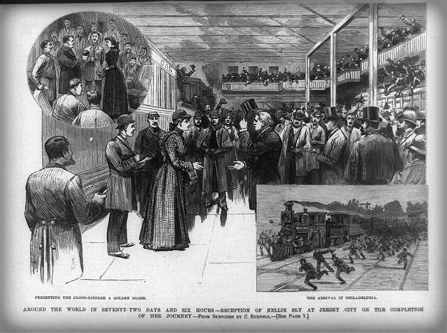 Frank Leslie's Illustrated Newspaper, 1890. Image: Library of Congress.