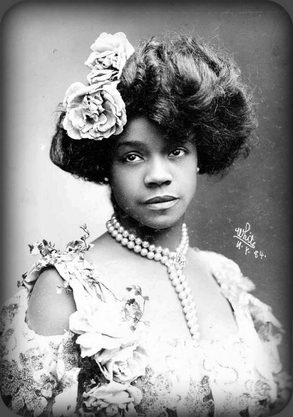 Aida Overton Walker.