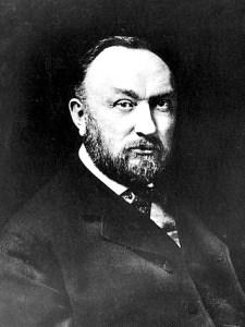 Edward Charles Pickering, 1880s.