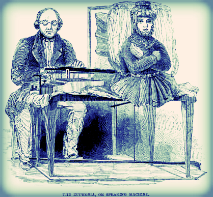 Joseph Faber With Euphonia.