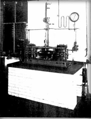 Nikola Tesla's Lab.