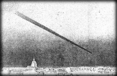 Great Comet, 1843. Image: W. Valentiner.