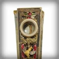 Victorian Era Eyewear Trends, Lorgnette Fan. Image: Van Leest Antiques.