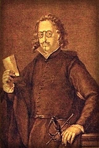 Don Francisco de Quevedo-villegas. Image: Wikipedia.