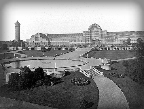 Crystal Palace, Great Exhibition 1851. Image: Wikipedia.