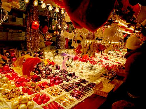 Christmas Market Strasbourg, France. Image: francois.
