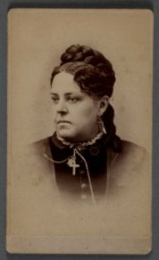 Esther Howland. Image: AmericanAntiquarian.org.
