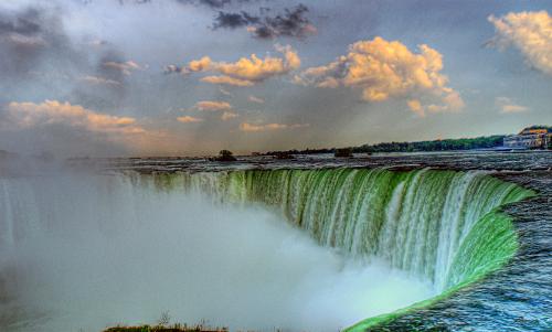 Niagara Falls. Image: Paul Bica.