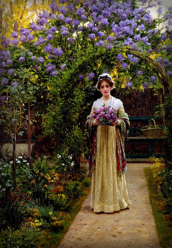 Frederic Lord Leighton.