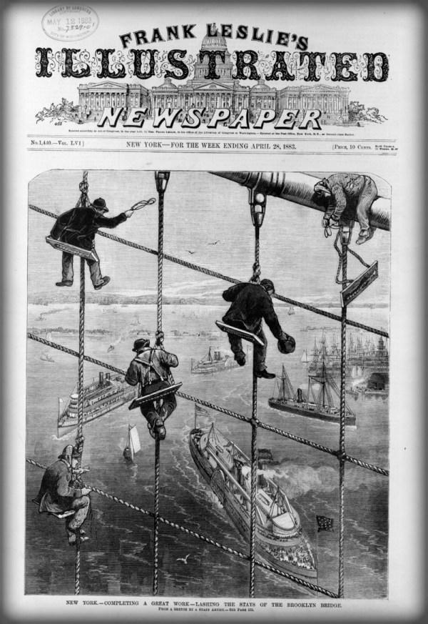 Frank Leslie's Illustrated Newspaper, 1883. Image: Wikipedia.