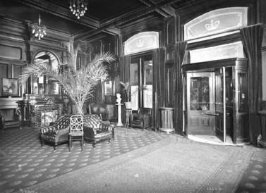 Victoria Hotel Lobby. Image: Daytonian.com.