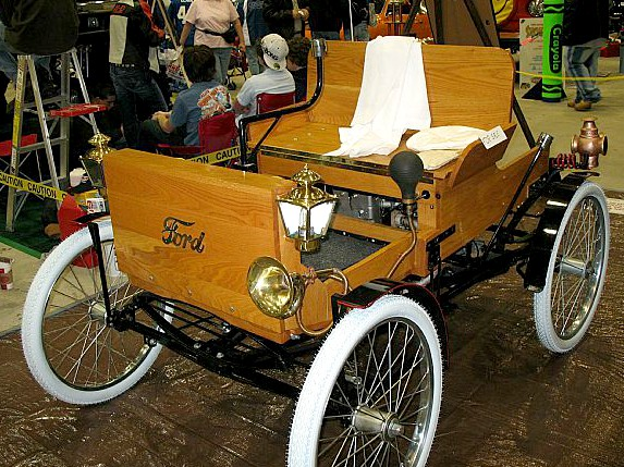 Henry Ford Quadricycle Replica, CollectorCarAds.com