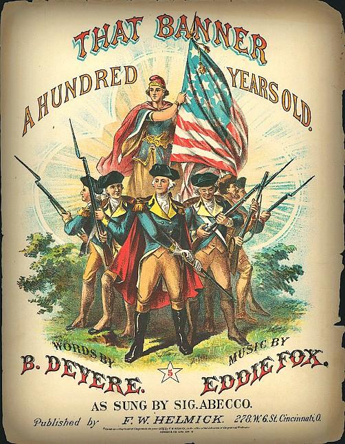 Centennial Exposition 1876, Poster. Image: Philadelphia Free Library.