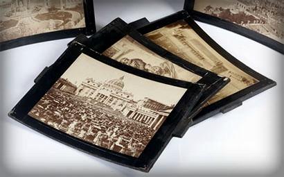 Carlo Ponti Albumen Slides, 1870. Image: GreatGatsbys.com.