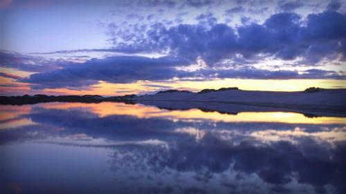 Sunset At Skagen, Denmark. Image: VisitDenmark.co.uk.