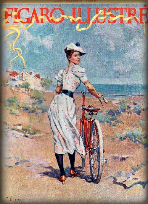 Figaroa Bike, 1893. Image: OldBike.eu.