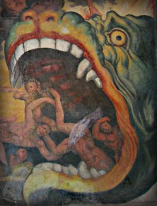 Cabaret Of Hell; Leviatan. Image: Wikipedia.