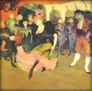 Henri de Toulouse Lautrec, 1895. Image: Wikipedia.