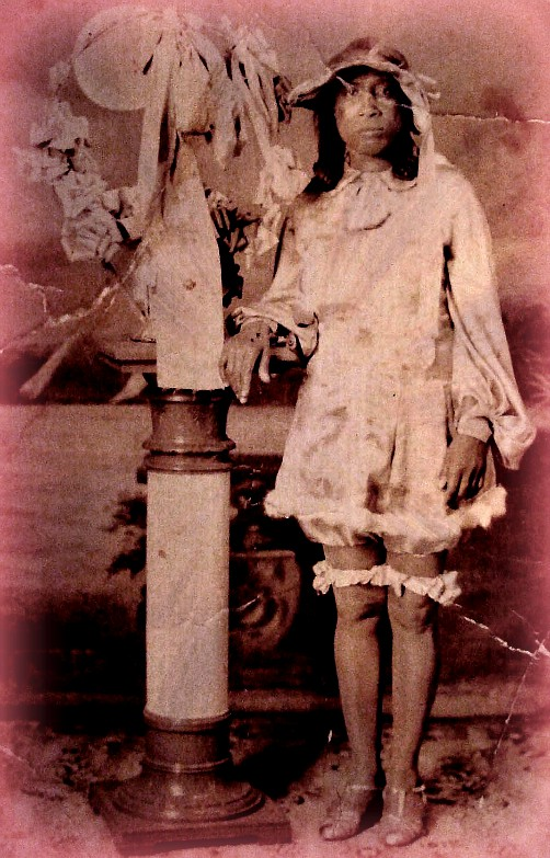 Nineteenth-Century Mardi Gras Rebels: Baby Dolls. Image: insidenola.org.