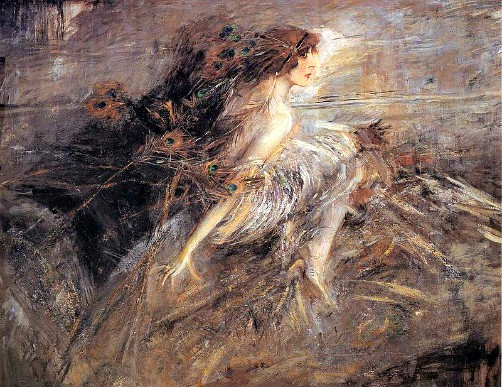 Giovanni Boldini, Portrait of the Marquise, 1914. Image: Wikipedia.