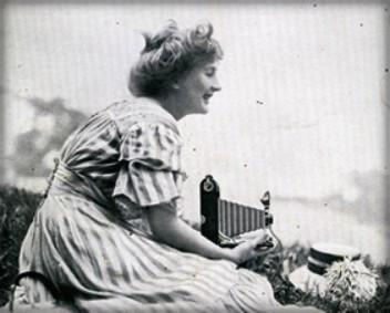 Kodak Girls. Image: Library.Ryerson.Ca.