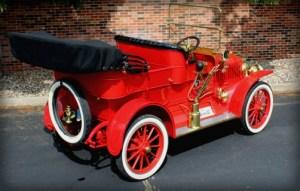 Maxwell, 1908. Old Cars Weekly.com.