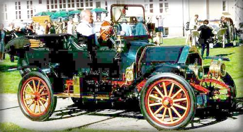 Maxwell Mascotte Touring 1911. Image: Wikipedia, Lars-Göran Lindgren Sweden.