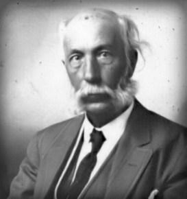 Carl Myers, 1920. Image: Wikipedia.