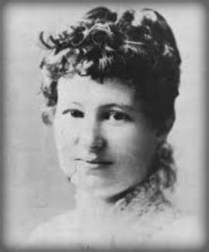 Aeronaut Mary Myers, circa 1890. Image: Wikipedia.