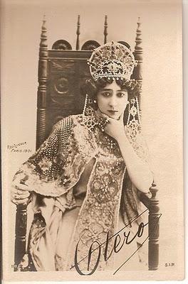 La Belle Otero. Image: Wikipedia.