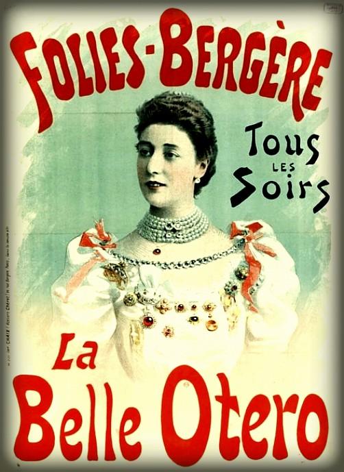 Folies-Bergere Poster. Image: Wikipedia.