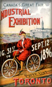Canda's Great Industrial Exhibition, 1896. Image: cneheritage.com.