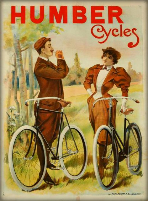 Humber Cycles. Image: Wikipedia.