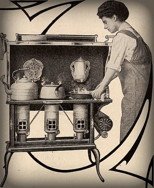 The Boston Cooking School Magazine of Culinary Science and Domestic Economics (1908). Image: Wikipedia.