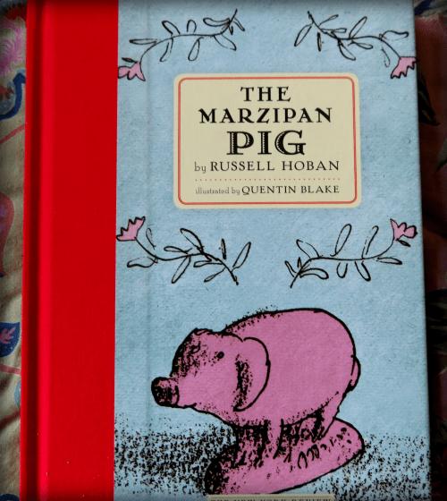 Marzipan Pig Book. Image: B. Rose Media.