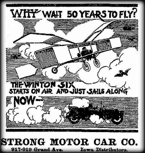 Winton Ad. Image: Wikipedia.