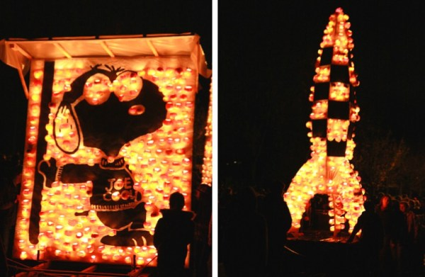 Turnip Lantern Parade. Image: SwissFamilyFun.com.