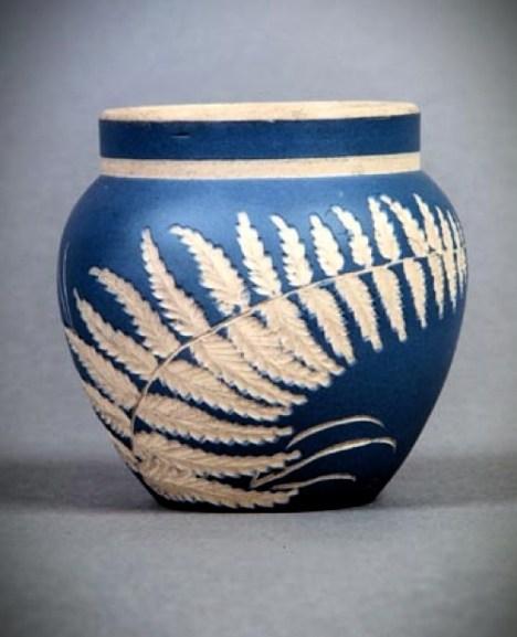 Benthall Salopian Decorative Art Pottery Co. c. late 1800s. Image: Shrewsbury Museum.